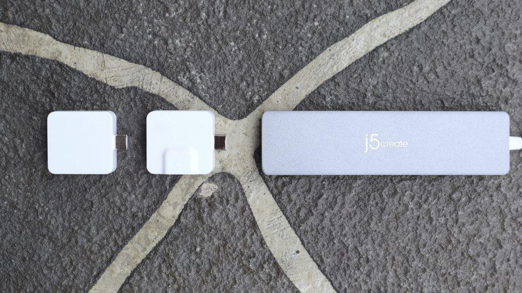 終於有 10Gbps 的 USB-C hub!開箱手上第一支 j5create JCD375 USB3.2 Gen2 - 1