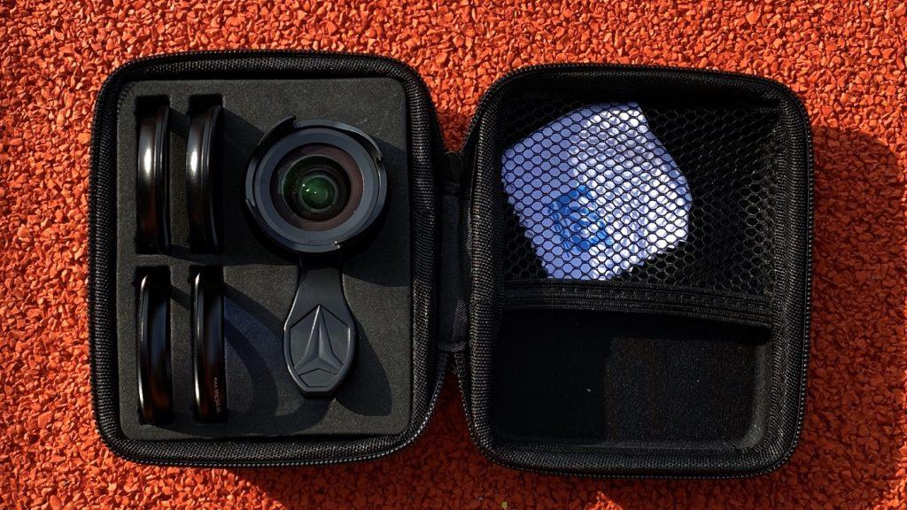 Apexel 鏡頭組,比玩具好太多的手機鏡頭外掛 - 2