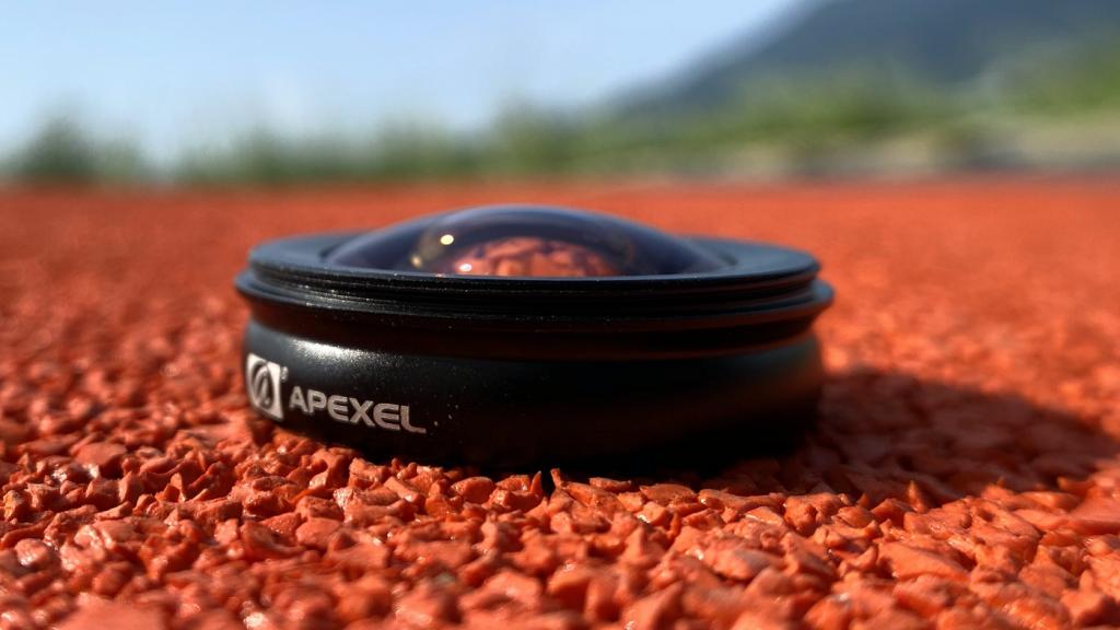 Apexel 鏡頭組,比玩具好太多的手機鏡頭外掛 - 5