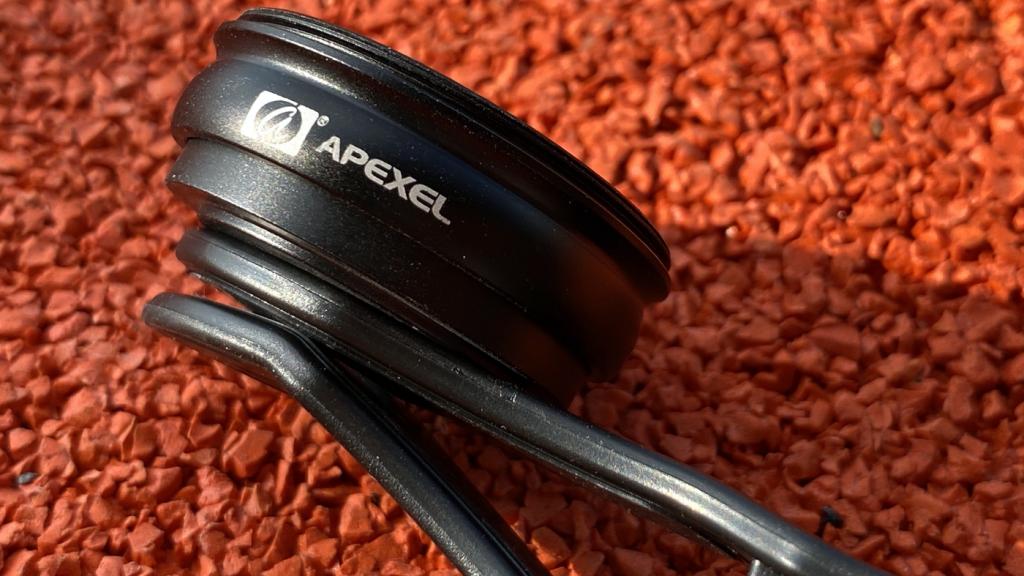 Apexel 鏡頭組,比玩具好太多的手機鏡頭外掛 - 11