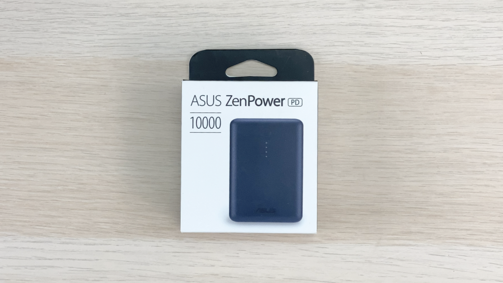 哇~好小 ASUS ZenPower PD 10000 行動電源 - 2