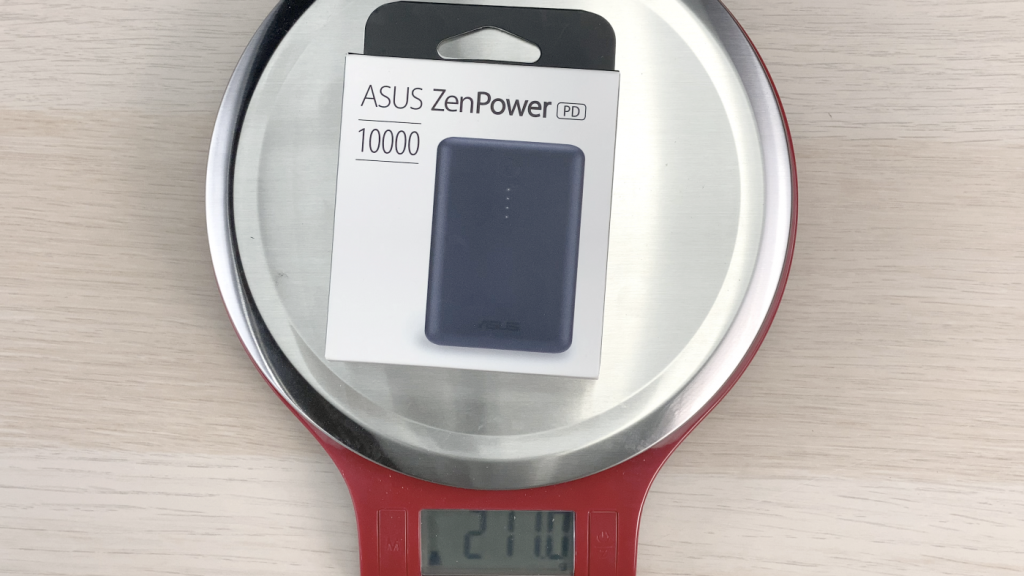 哇~好小 ASUS ZenPower PD 10000 行動電源 - 3