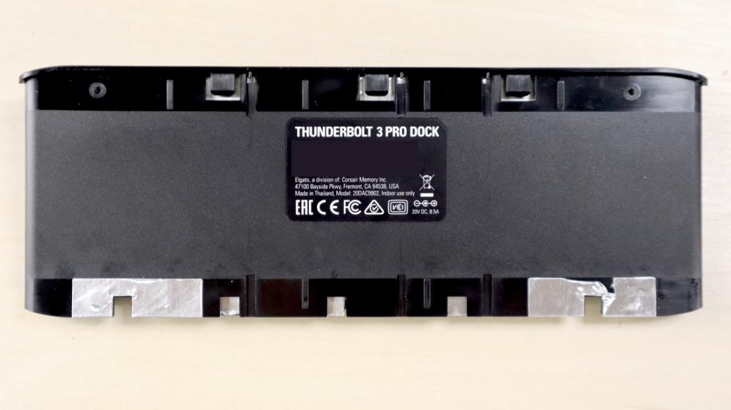 精緻圓潤 elgato Thunderbolt 3 Pro Dock 開箱拆解