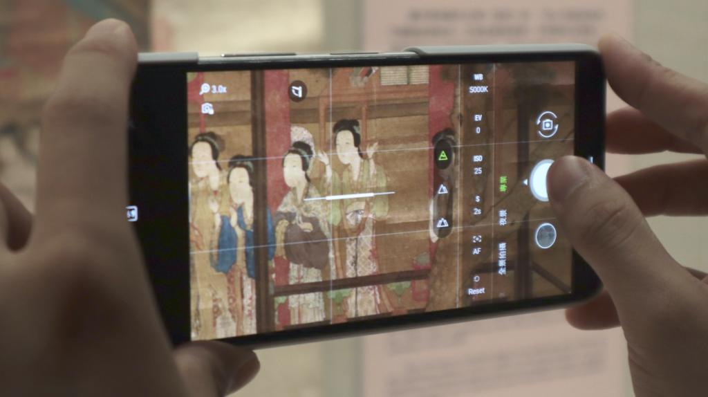 昏暗的博物館也能拍出國寶細節!超強 ZenFone7 十大拍攝密技,公開不私藏