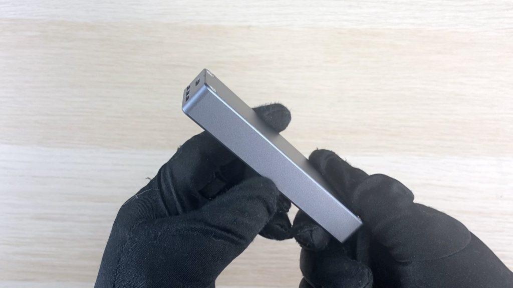 開箱 NODA Turbine 內建風扇的 SSD 外接盒 - 9