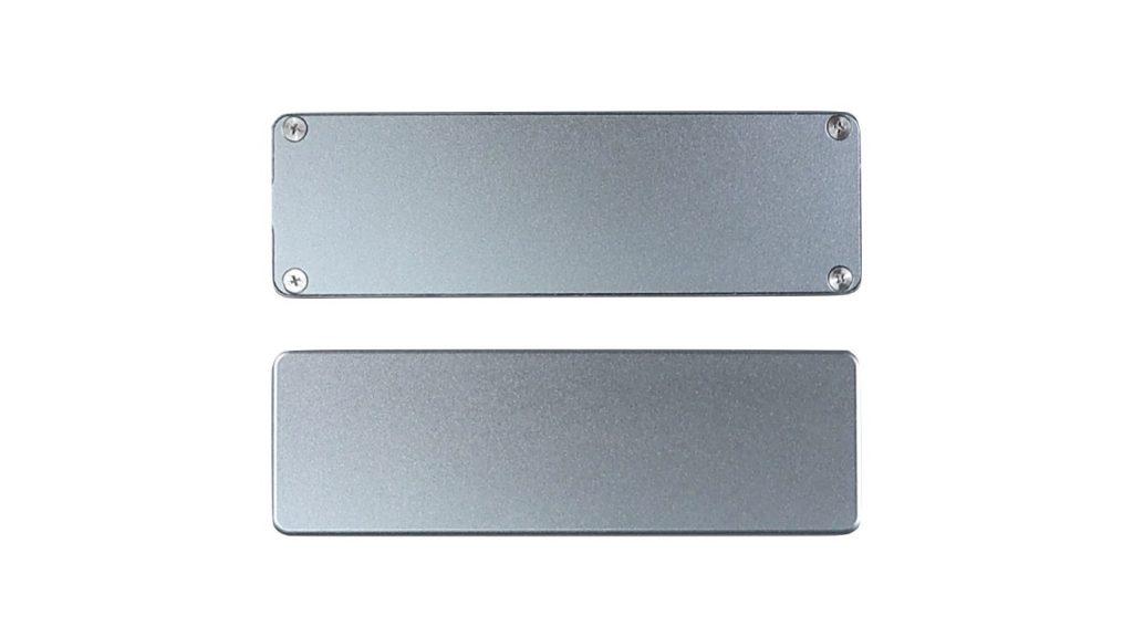 開箱 NODA Turbine 內建風扇的 SSD 外接盒 - 10