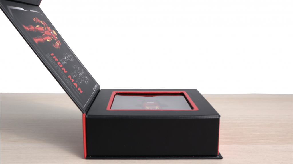 被儲存功能耽誤的質感隨身碟。漫威隨身碟&漫威指紋辨識碟 - 12