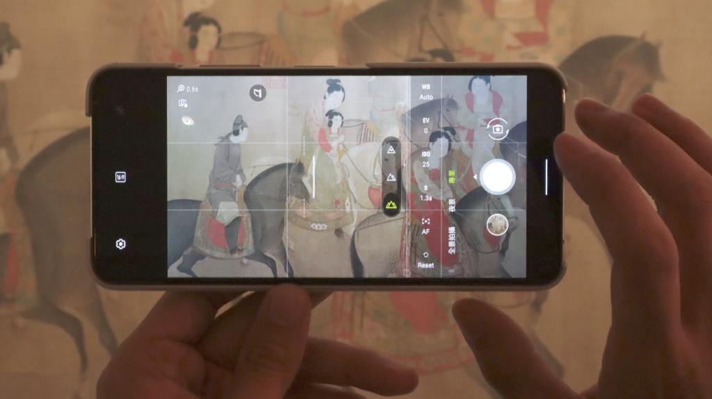 昏暗的博物館也能拍出國寶細節!超強 ZenFone7 十大拍攝密技,公開不私藏 - 26