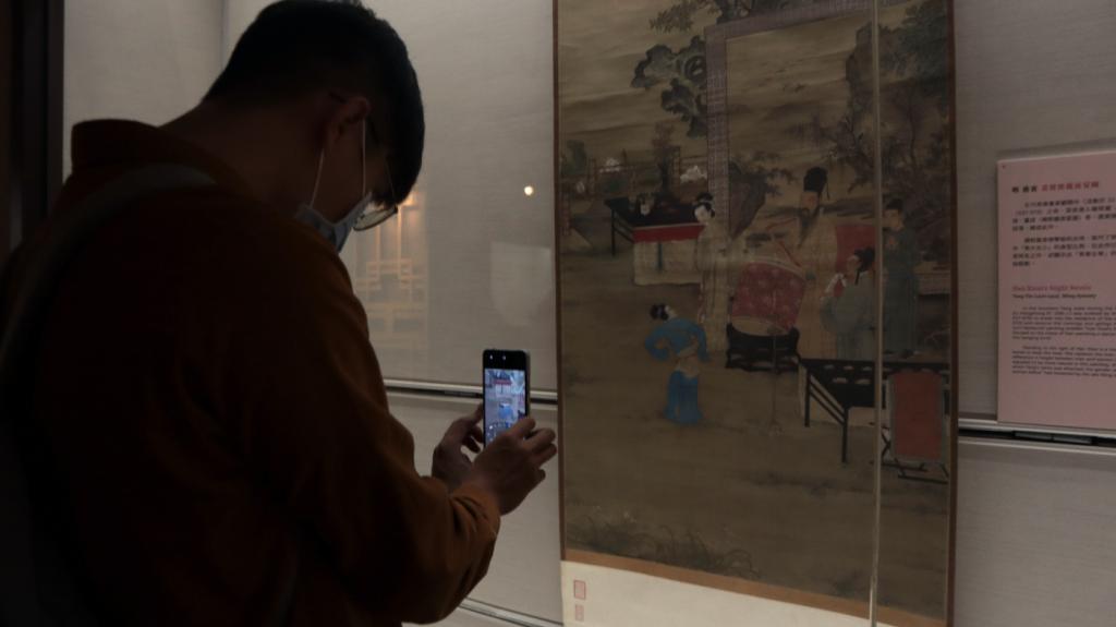 昏暗的博物館也能拍出國寶細節!超強 ZenFone7 十大拍攝密技,公開不私藏 - 34