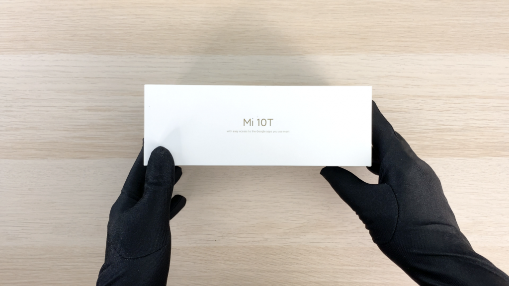 Mi 10T 當今最便宜的 S865 手機,小米 10T 開箱,簡單上手 - 5