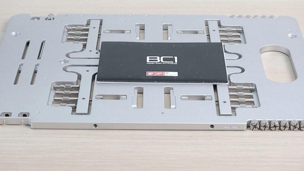 質感與實用性互不相讓 STREACOM BC1 Benchtable