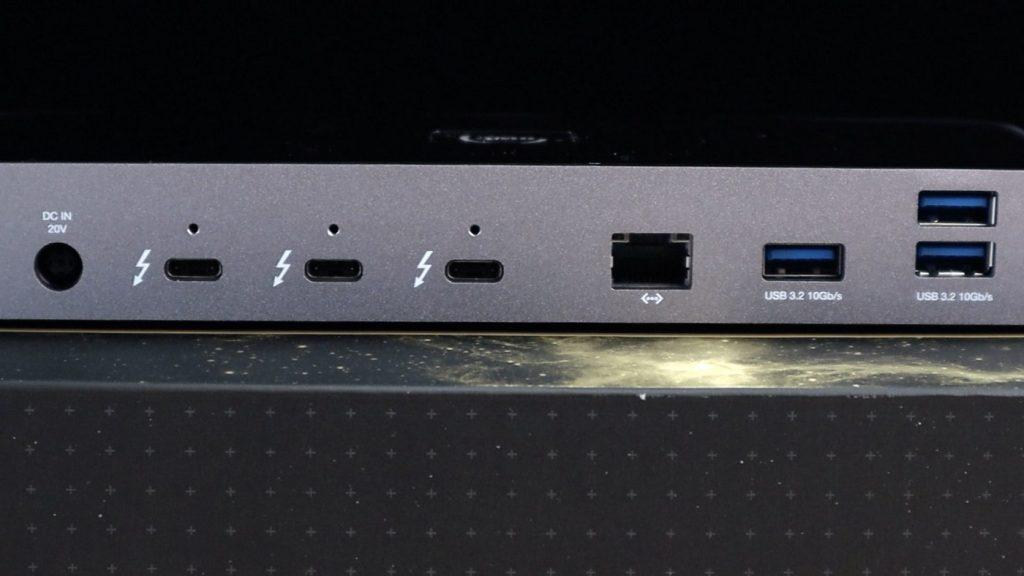 USB4、TB4 時代來臨,外接設備到位,OWC Thunderbolt 4 Dock 評測 - 3