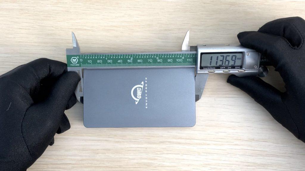 3C/讓你左右逢源?OWC Envoy Pro FX 雙協議 Thunderbolt + USB 外接 SSD