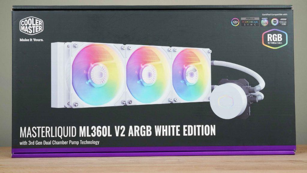 實力不弱,便宜也有好貨。Cooler Master ML360L V2 ARGB - 1