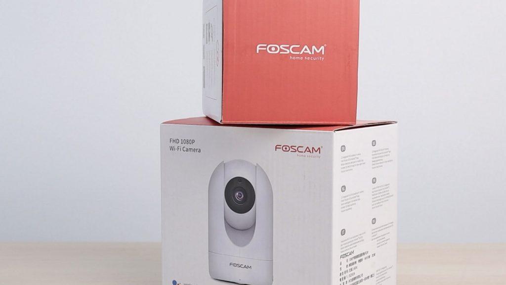 無線遙控擺頭 IPcam,FOSCAM R2M、C2M 外殼質感超乎預期