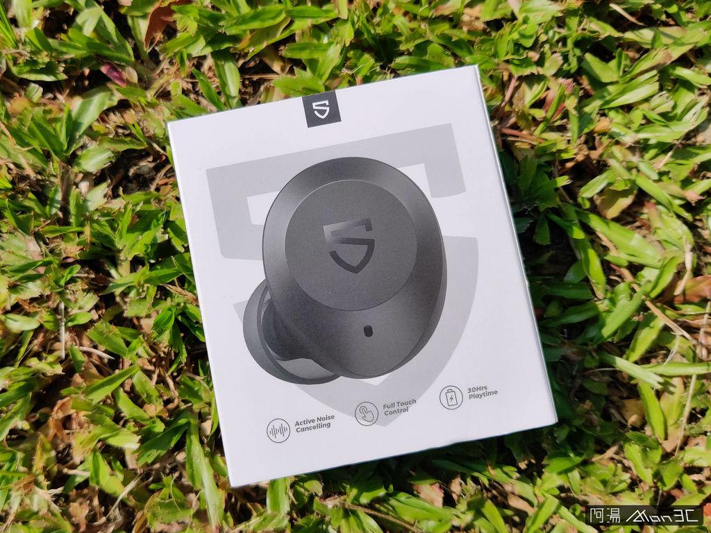 「開箱」SoundPeats T2 - 2千不到、有通透模式、音質又好!ANC 主動降噪藍牙耳機 - 3