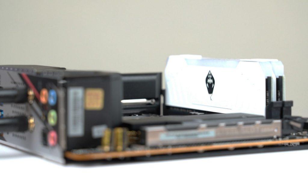 電腦上演白蛇傳?這條白蛇真的漂亮!ANACOMDA 東方沙蟒 DDR4–3200 8GBx2 - 8
