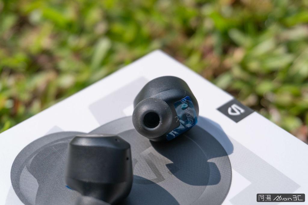 「開箱」SoundPeats T2 - 2千不到、有通透模式、音質又好!ANC 主動降噪藍牙耳機 - 11