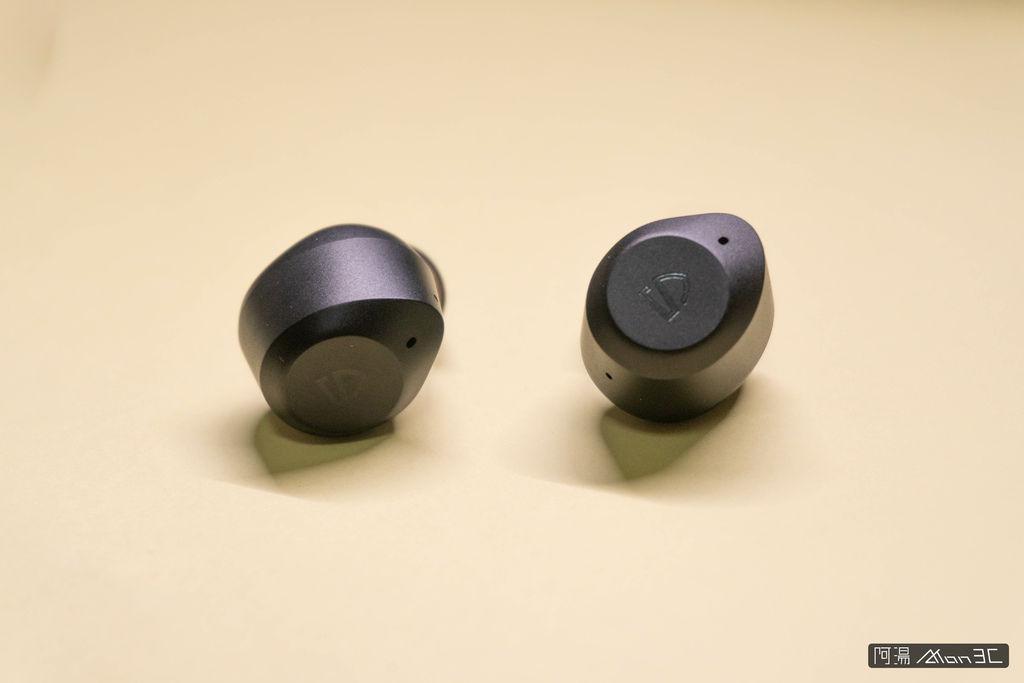 「開箱」SoundPeats T2 - 2千不到、有通透模式、音質又好!ANC 主動降噪藍牙耳機 - 15