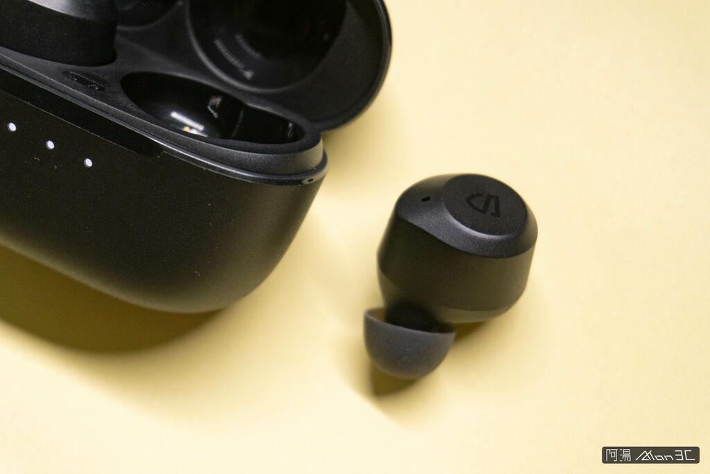 「開箱」SoundPeats T2 - 2千不到、有通透模式、音質又好!ANC 主動降噪藍牙耳機 - 17