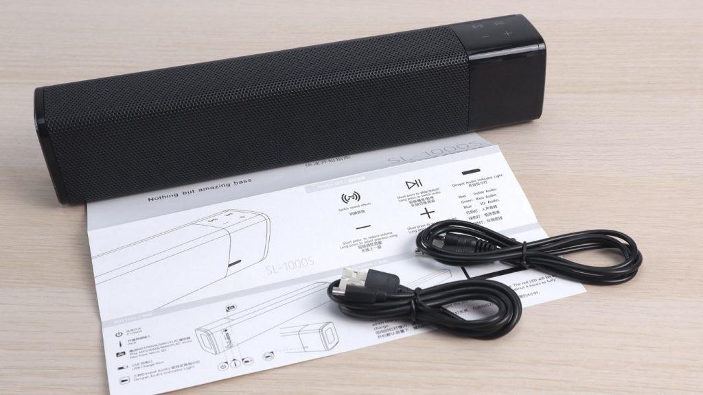 兩千元迷你 SoundBar 超大音量與震撼低音,續航表現也超乎預期!