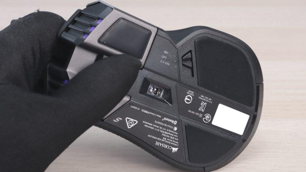三千元的無線滑鼠質感能多好?CORSAIR IRONCLAW RGB WIRELESS 電競滑鼠